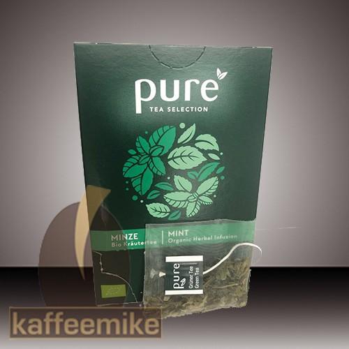 Pure Tee Bio Pfefferminz Selection Tea 25x1,5g