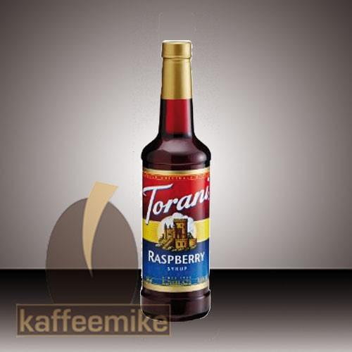 Torani Sirup Raspberry 0,75l Flasche