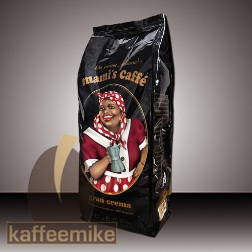 Mamis Caffe Gran Crema 1kg Bohne