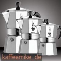 Bialetti Moka Express Espressokocher 12 Tassen
