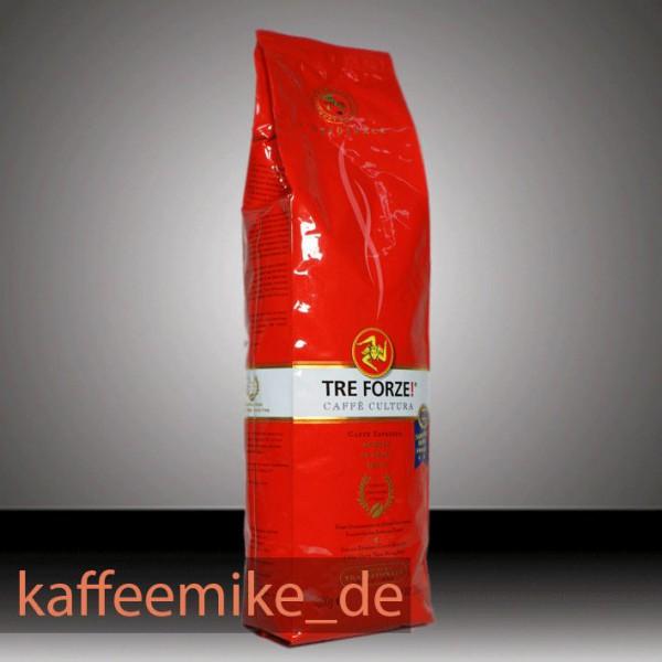 Tre Forze Caffe Espresso Kaffee 1000g Bohnen