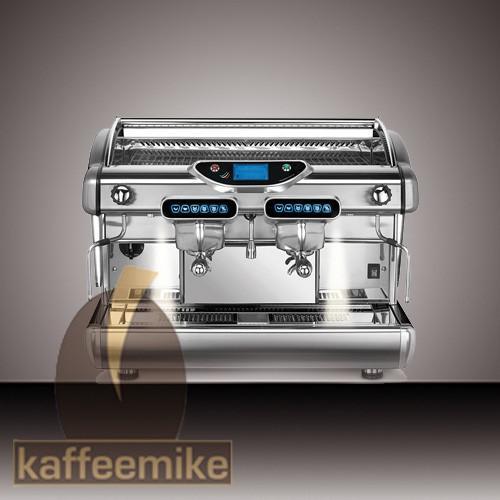 BFC Galileo Espressomaschine 2 gruppig Siebträager