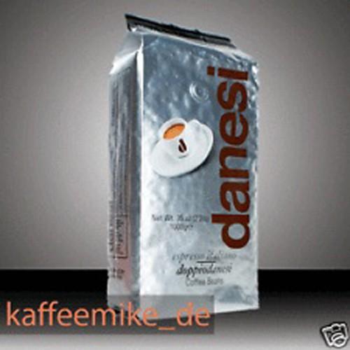 Danesi Kaffee Espresso - Doppio, 1000g Bohnen
