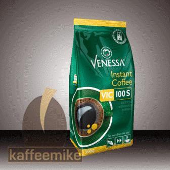 Venessa Instant VIC 100 S Kaffee 500g Loeslicher Kaffee