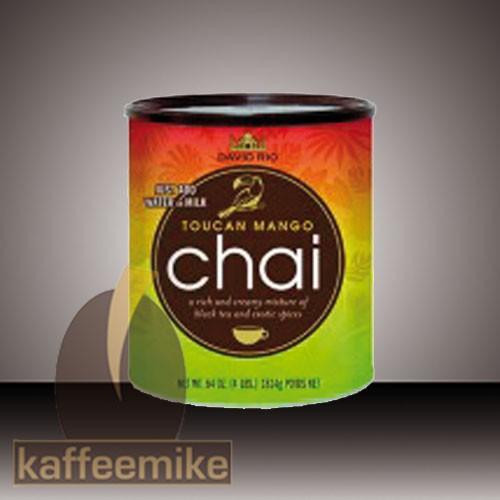 David Rio Toucan Mango Chai Tee 1814g Dose