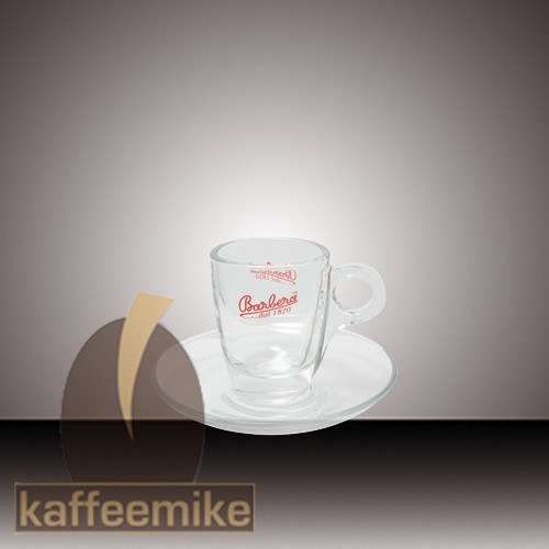 Barbera Espresso Tasse Glas