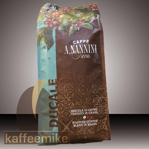 Nannini Ducale Kaffee Espresso 1000g Bohne