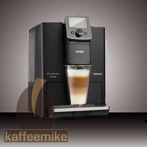 Nivona CafeRomatica NICR 820 Kaffeevollautomat schwarz