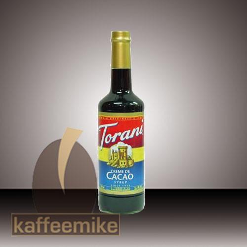 Torani Sirup Creme de Cacao 0,75l Flasche