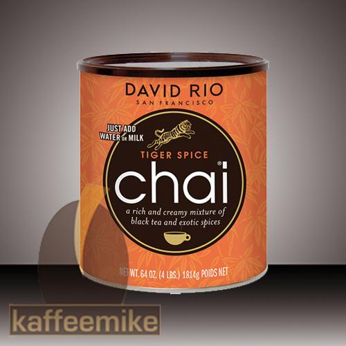 David Rio Tiger Spice Chai Tee 1814g Dose