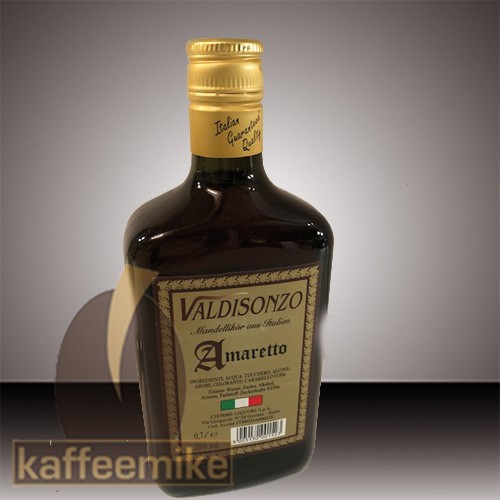 Amaretto Valdisonzo Mandellikör 0,7l 20%