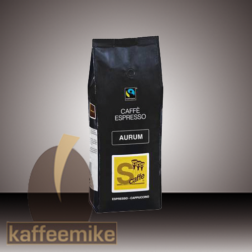 Schreyoegg Aurum Fairtrade - 1000g Bohnen