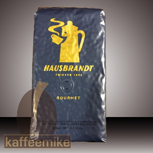 Hausbrandt Gourmet Espresso Kaffee 1000g Bohnen