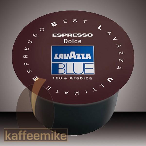LAVAZZA Blue Espresso Dolce Kapseln 206 100 Stueck je 8,0g