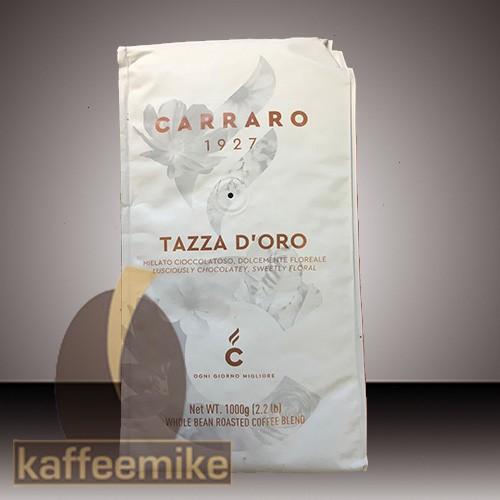 Carraro Tazza D'Oro 1000g Bohne