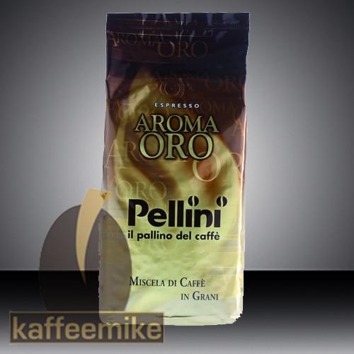 Pellini Kaffee Espresso - Aroma Oro Gusto Intenso 1000g Bohnen