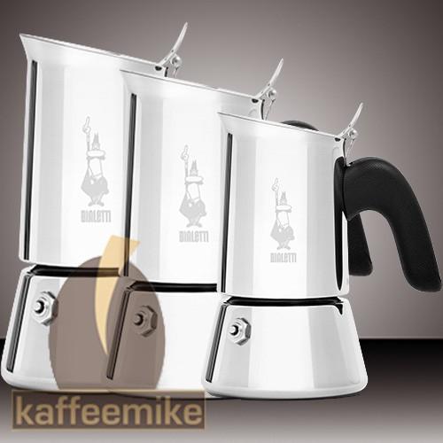 Bialetti NEW Venus Espressokocher INDUCTION 10 Tassen