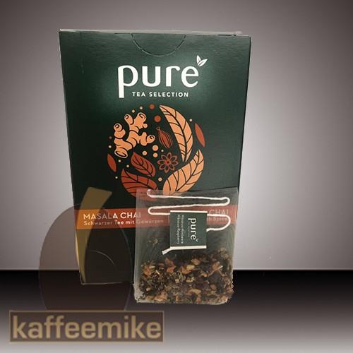 Pure Tee Masala Chai Selection Tea 25x2,5g