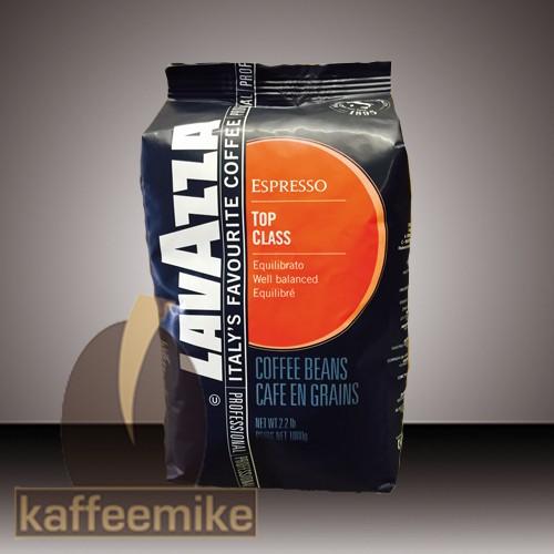Lavazza Top Class  Kaffee Bohne