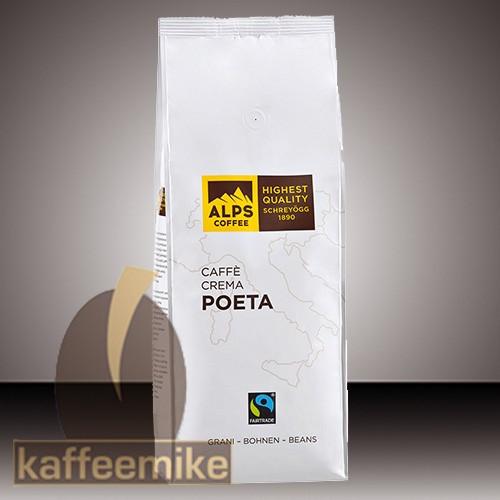 Schreyoegg Poeta Fairtrade - 1000g Bohnen