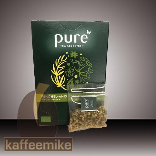 Pure Tee Bio Kraeutertee Selection Tea 25x2,5g