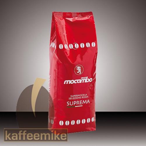 Mocambo Caffe Suprema Espresso Kaffee 1000g Bohnen
